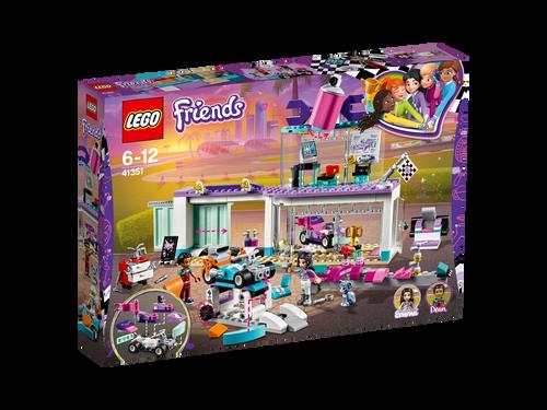 LEGO FRIENDS - CREATIVE TUNING SHOP