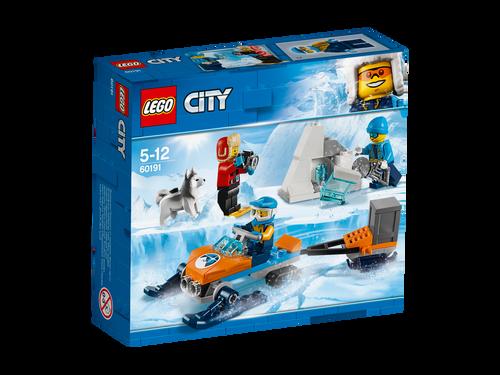 LEGO CITY - ARCTIC EXPLORATION TEAM