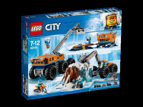 LEGO CITY - ARCTIC MOBILE EXPLORATION BASE