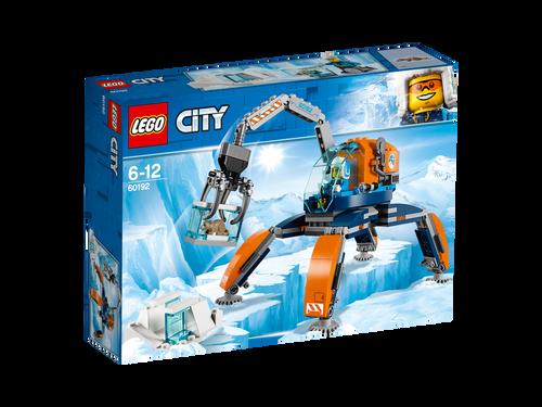 LEGO CITY - ARCTIC ICE CRAWLER 60192