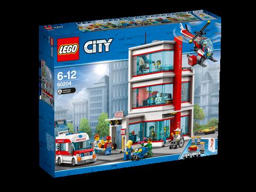 LEGO CITY - CITY HOSPITA;L