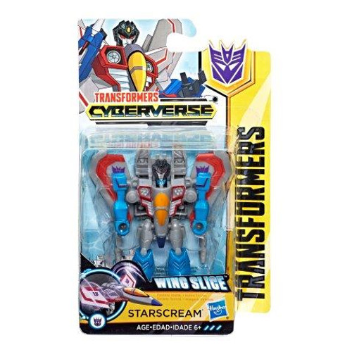 TRANSFORMERS CYBERVERSE SCOUT - STARSCREAM
