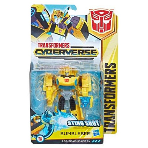 TRANSFORMERS CYBERVERSE WARRIOR - BUMBLEBEE