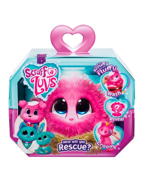 LITTLE LIVE PETS SCRUFF A LUVS - PINK SURPRISE BOX