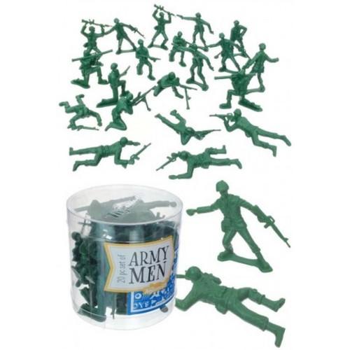 ARMY MEN - 20 PIECE SET