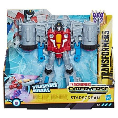 TRANSFORMERS CYBERVERSE ULTRA - STARSCREAM