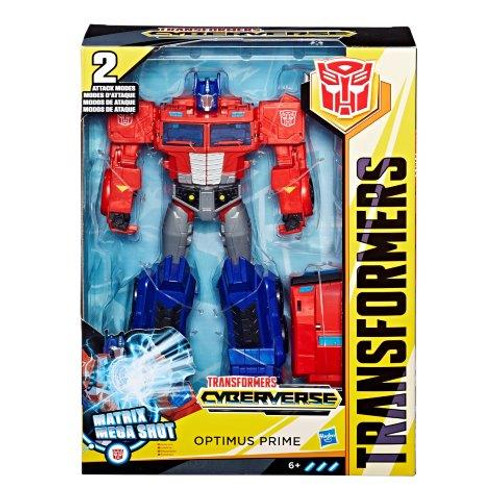 TRANSFORMERS CYBERFORCE - OPTIMUS PRIME