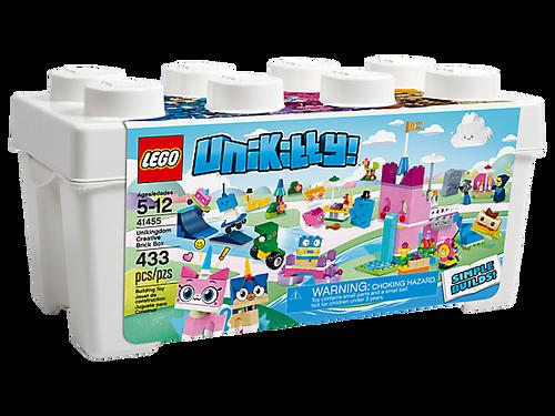 LEGO UNIKITTY - UNIKINGDOM CREATIVE BRICK BOX