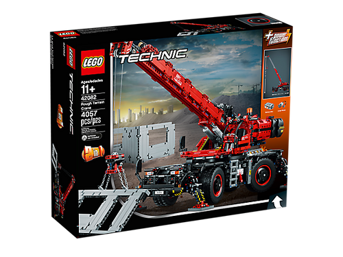 LEGO TECHNIC - ROUGH TERRAIN CRANE