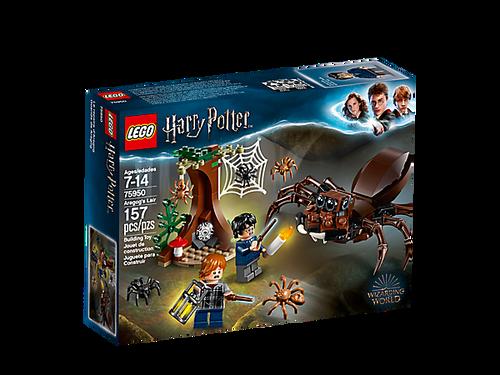 LEGO HARRY POTTER - ARAGOGS LAIR