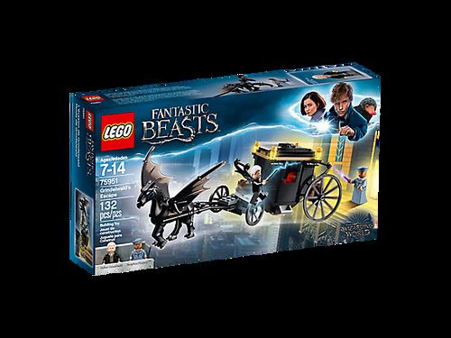 LEGO HARRY POTTER - GRINDELWALDS ESCAPE