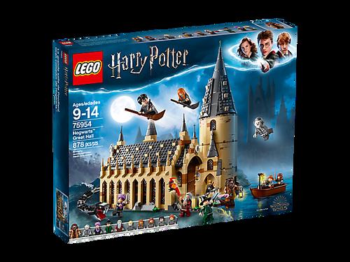 LEGO HARRY POTTER - HOGWARTS GREAT HALL