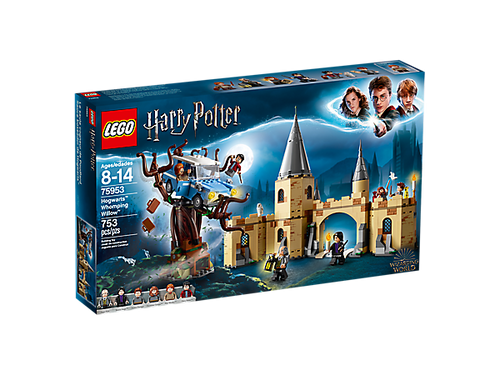 LEGO HARRY POTTER - HOGWARTS WHOMPING WILLOW