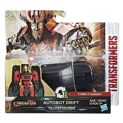 TRANSFORMER TURBO CHANGER - AUTOBOT DRIFT