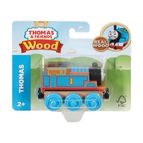 T&F WOODEN RAILWAY - THOMAS