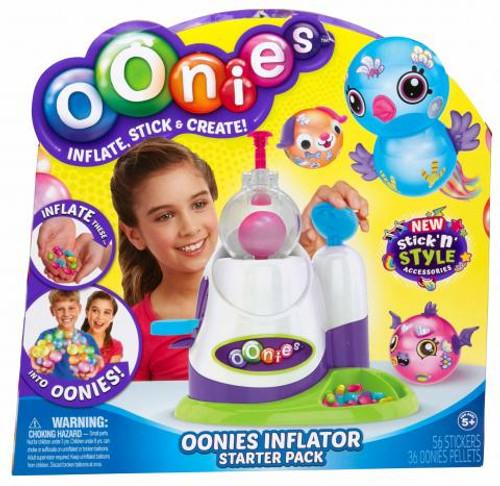 OONIES SERIES 3 STARTER PACK