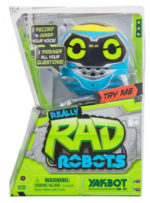 REALLY RAD ROBOTS YAKBOT YB-01 (BLUE)