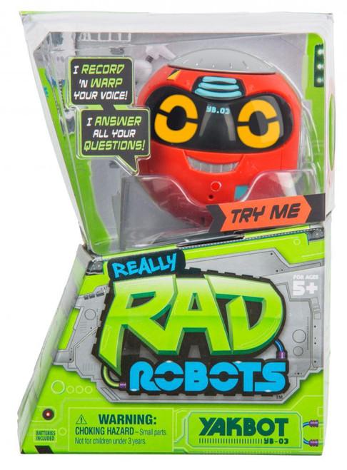 REALLY RAD ROBOTS - YAKBOT YB-03 (RED)