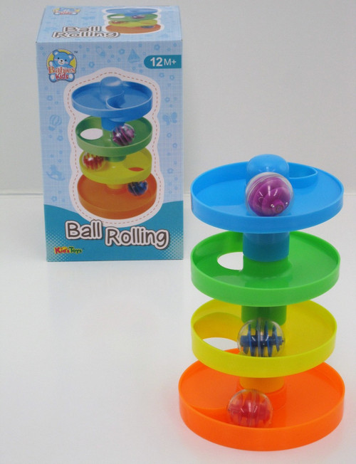TOWER BALL ROLLING RACE