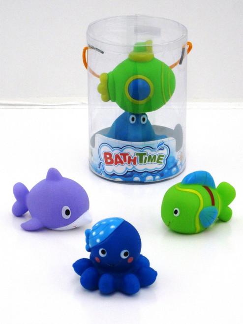 OCEAN BATH SQUIRTERS
