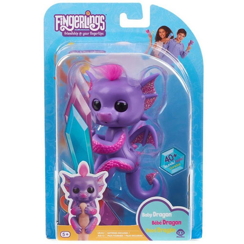 FINGERLINGS DRAGON - KAYLIN