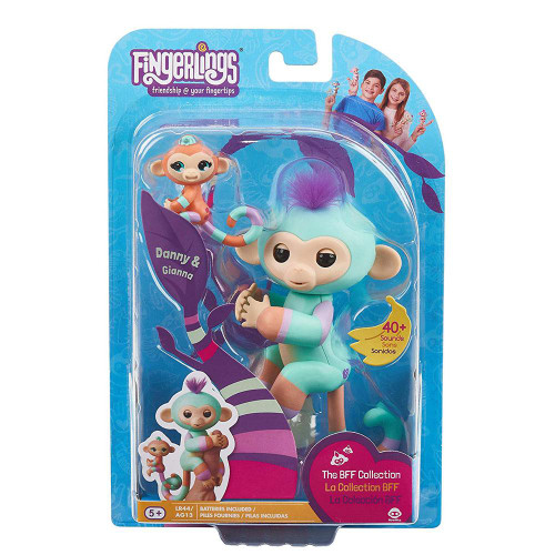 FINGERLINGS BFF COLLECTION - DANY & GIANNA