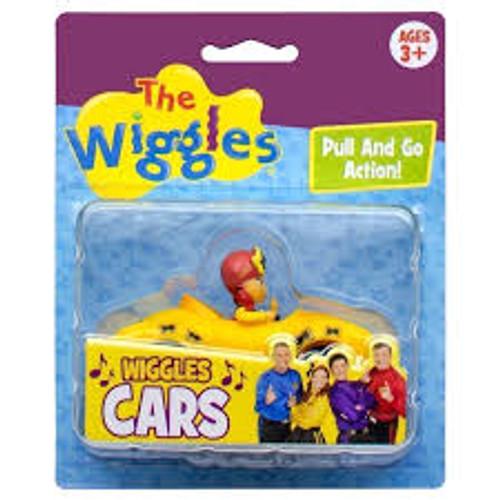 3 INCH PULL BACK WIGGLES CAR - EMMA