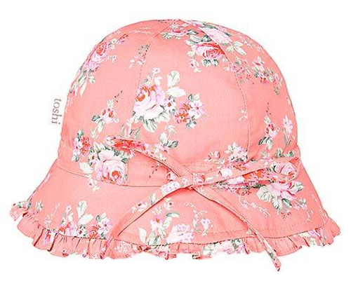 TOSHI BELL HAT PRETTY CHERRY SMALL