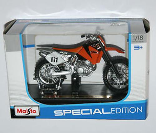 1:18 KTM MOTORBIKE - 520 SX