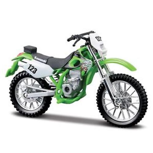1:18 KAWASAKI MOTORBIKE - KLX 250SR
