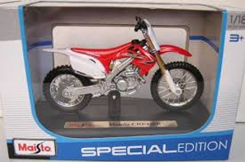 1:18 HONDA MOTORBIKE - CRF450R