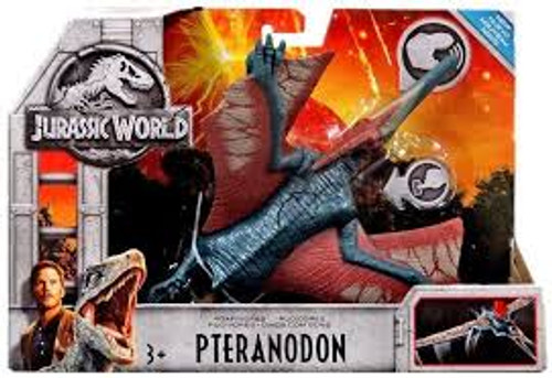 JURASSIC WORLD SOUND DINO - PTERANODON