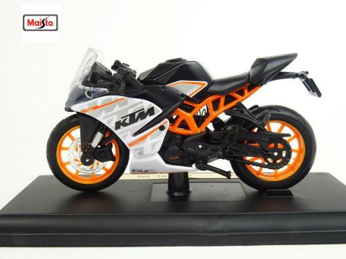 1:18 KTM MOTORBIKE - RC 390