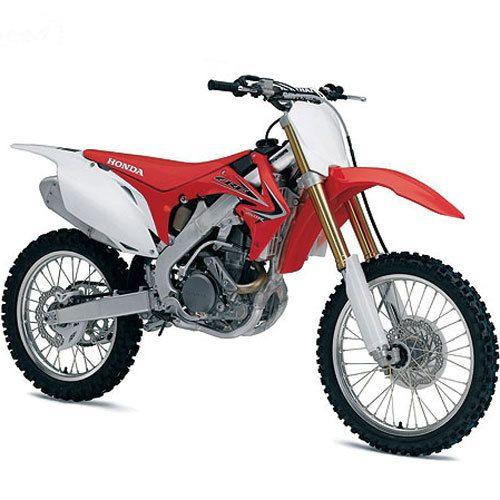 1:18 HONDA MOTORBIKE - CR250R
