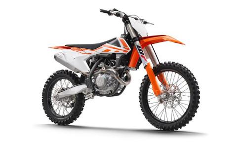 1:18 KTM MOTORBIKE - 450 SX-F