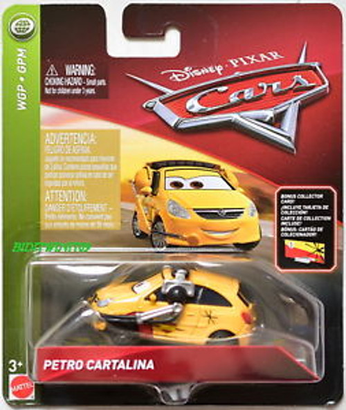 CARS 3 - PETRO CARTALINA