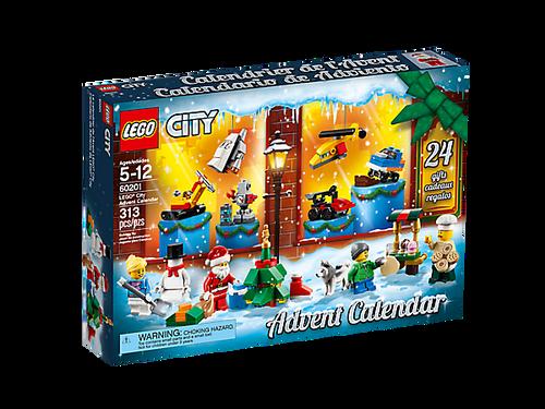 LEGO CITY - ADVENT CALENDAR 60201