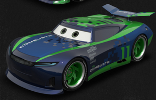 CARS 3 - CHRIS ROAMIN