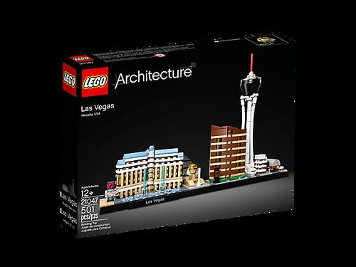 LEGO ARCHITECTURE - LAS VEGAS