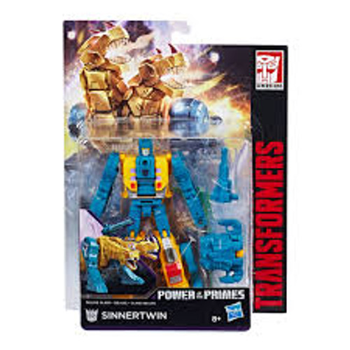 TRANSFORMERS GEN POWER OF THE PRIMES DELUXE - SINNERTWIN