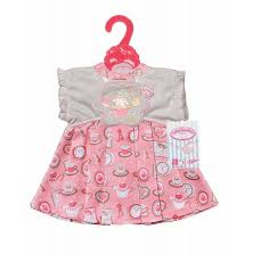 BABY ANNABELL DAY DRESS - PINK 700839/PINK