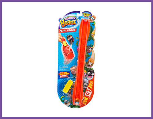 MIGHTY BEANZ S1 FLIP TRACK - NEON ORANGE