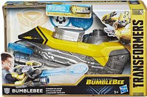 TRANSFORMERS MV6 ROLE PLAY WEAPON  BUMBLEBEE STINGER BLASTER