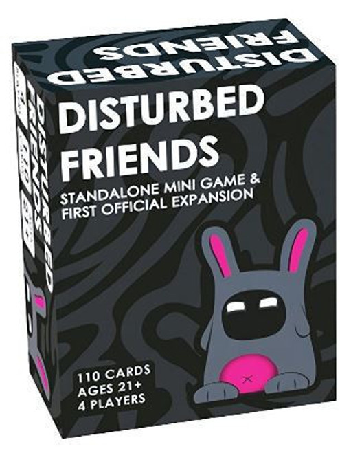 DISTURBED FRIENDS FIRST EXPANSION PACK