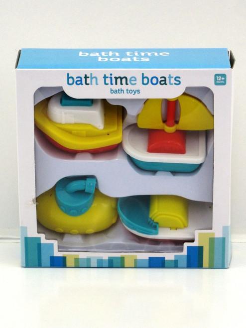 BATH TIME BOAT TOYS