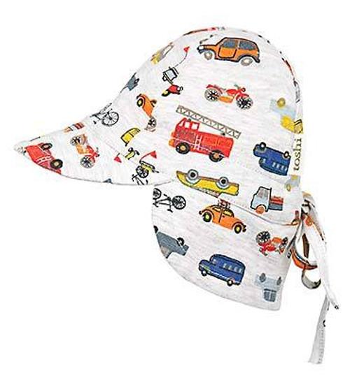 TOSHI - FLAP CAP BAMBINI ROAD XXS