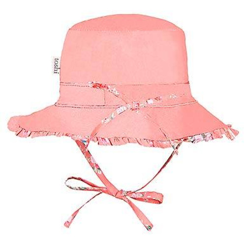 TOSHI - SUNHAT CHARLOTTE CHERRY MEDIUM