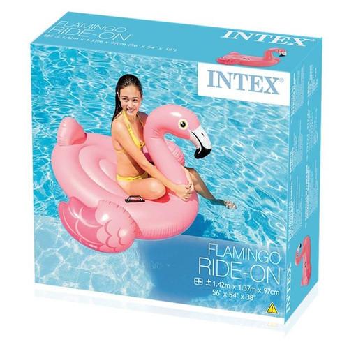 INTEX RIDE ON - FLAMINGO