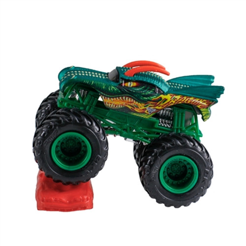 HOT WHEELS MONSTER JAM 1:64 - DRAGON