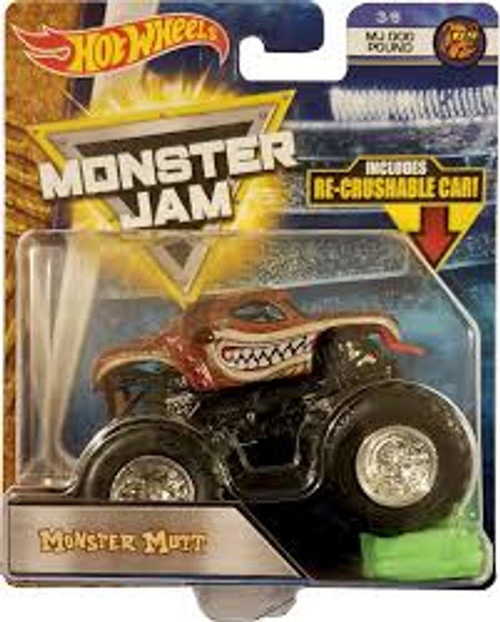 HOT WHEELS MONSTER JAM 1:64 - MONSTER MUTT